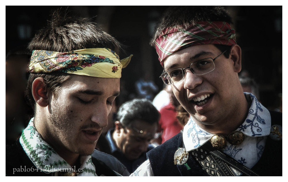 Traditions of Salamanca I