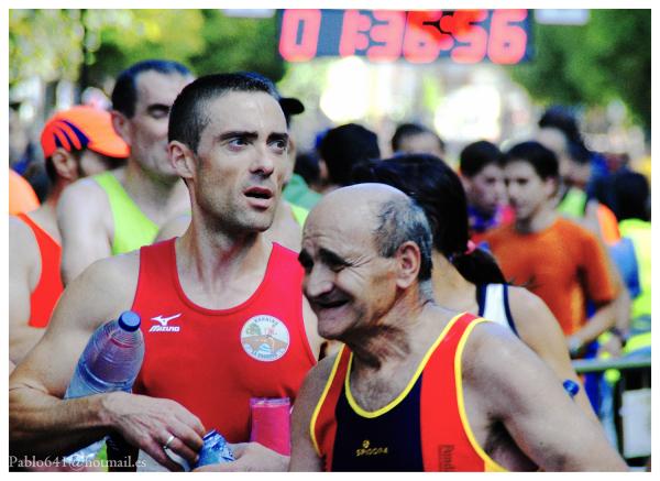 Marathon, II / IV