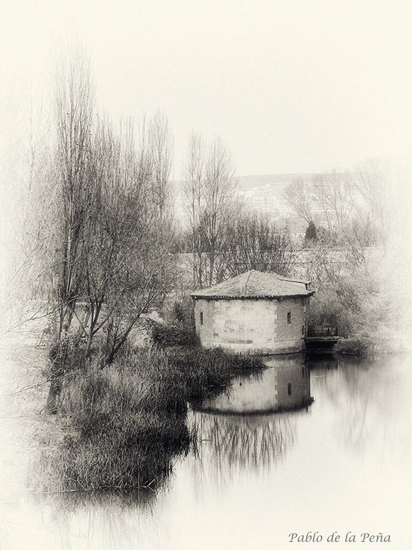 Rincones del rio Tormes