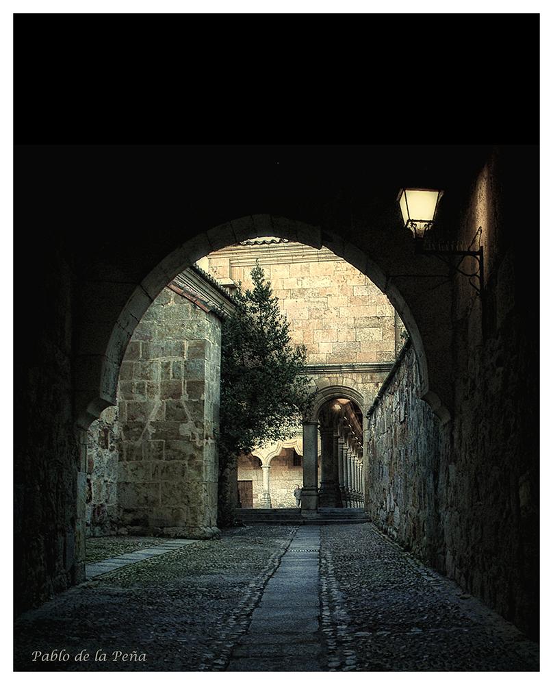 Patio de escuelas , Salamanca