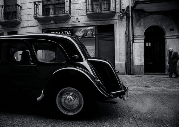 Vintage cars, 2