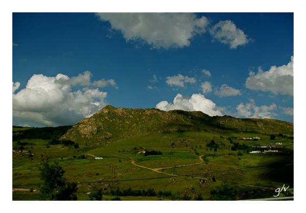 One country, one shot (V) - Swaziland