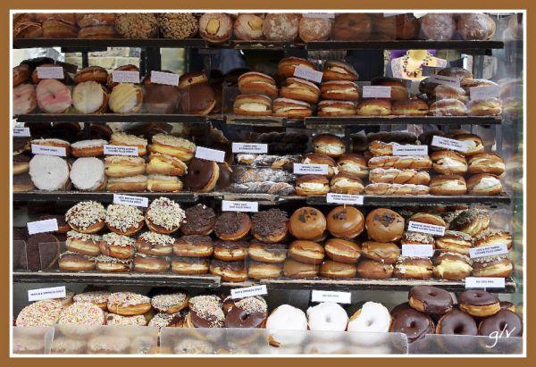 D comme Doughnut