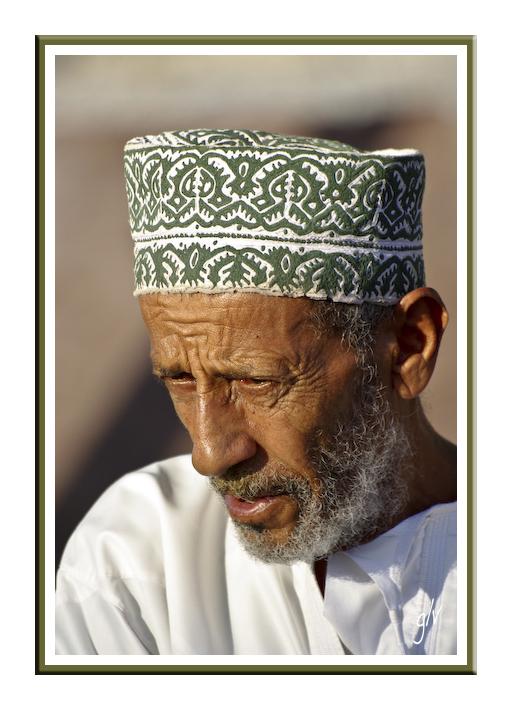 Portrait omanais / Omani portrait (01)