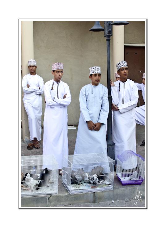 Souks et marchés d'Oman (04)