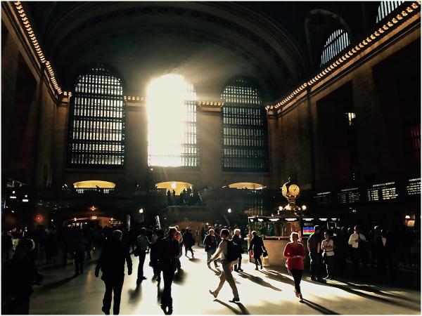 Grand Central Morning
