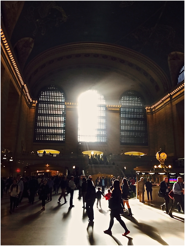 Grand Central On Friday Morning