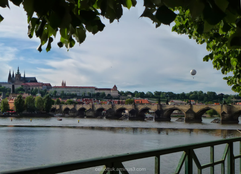 Prague - the Tourist shot