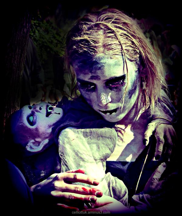 Zombie prague