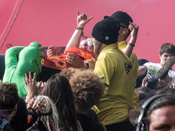 Crowd Surfing - 1