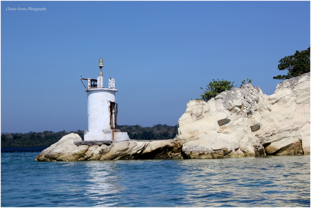Lighthouse Havelock Andaman