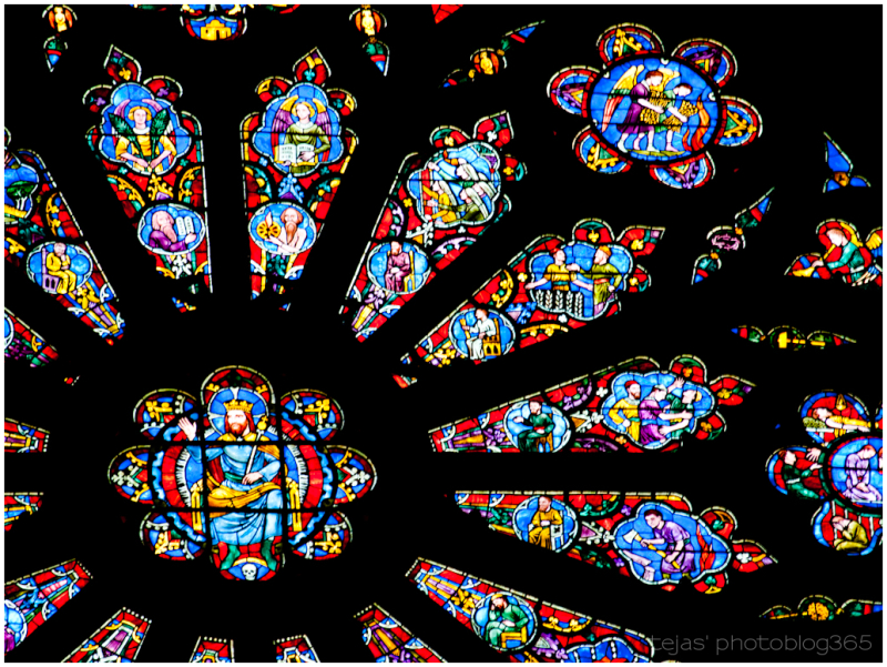 The Rose Window (Last Judgement)