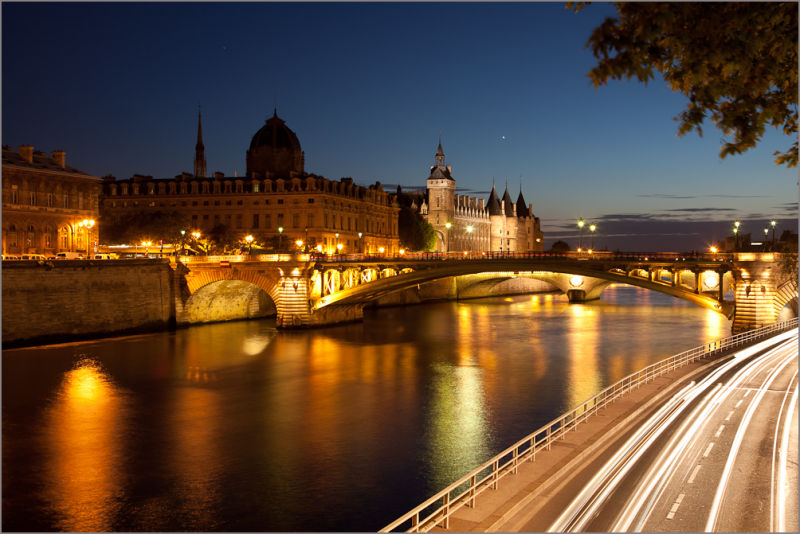Conciergerie de nuit, Conciergerie by Night