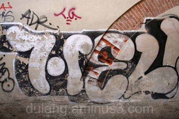 Graffiti in Florence