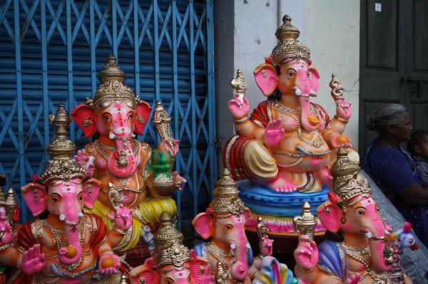 """""""Ganesh Chathurthi"""" - A Hindu festival"""
