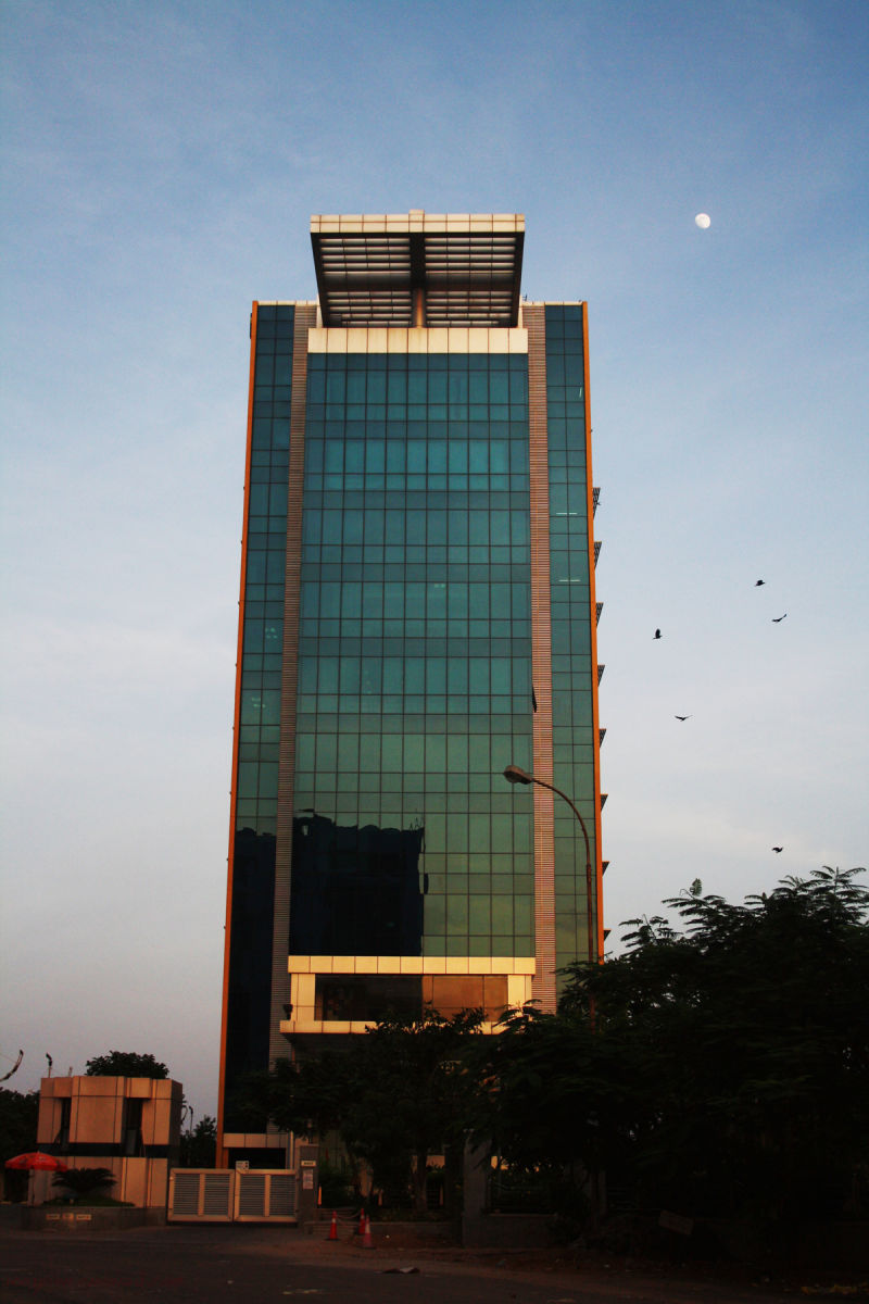 New breed of buildings, Chennai ...
