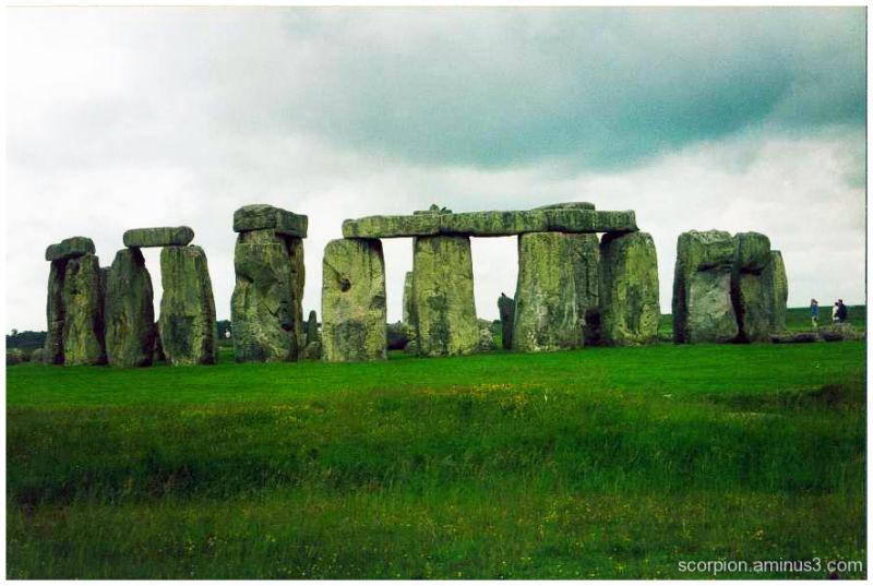Stonehenge, UK...
