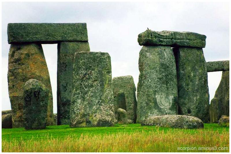 Stonehenge -2, UK...