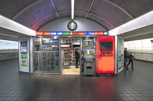 Underground news