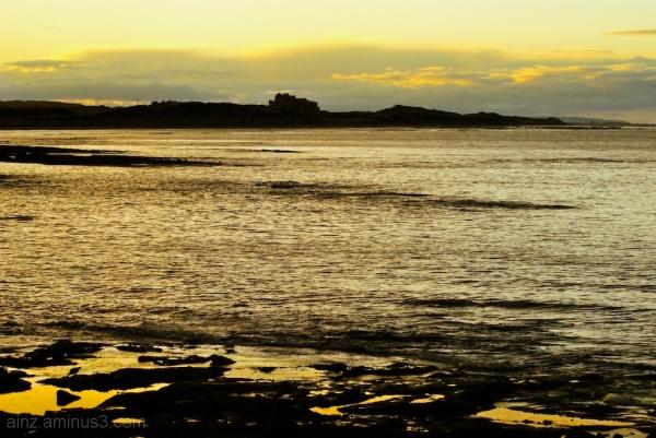 Bamburgh Sunset 2