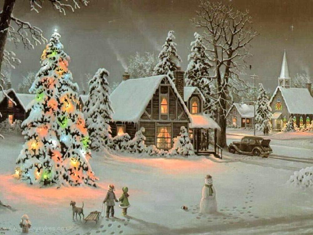 Christmas Good will
