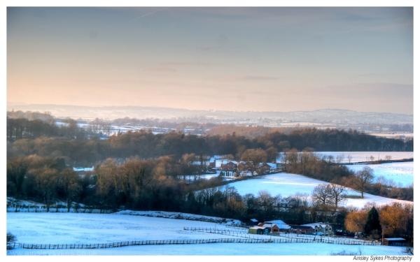 Derbyshire Snow