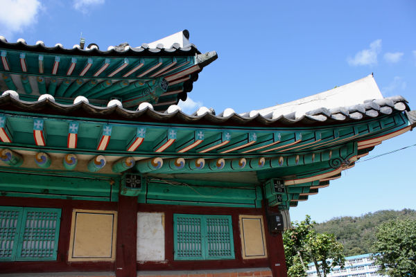 Hanok church No 2 @ gwanghwado