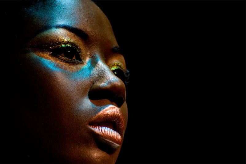 black woman cuba