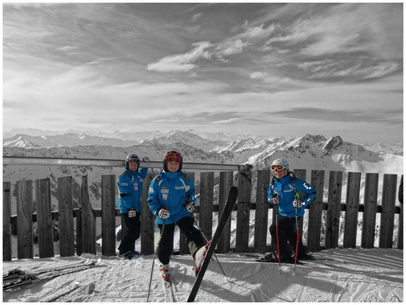 Skiing in Fieberbrunn