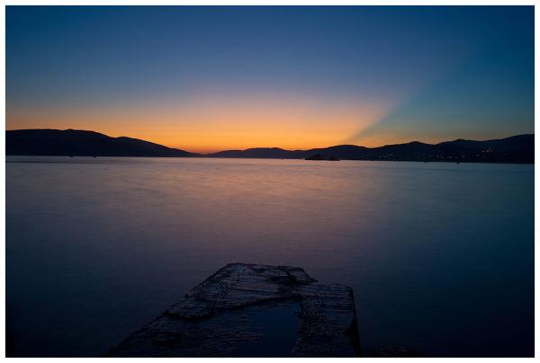 Okrug sunset