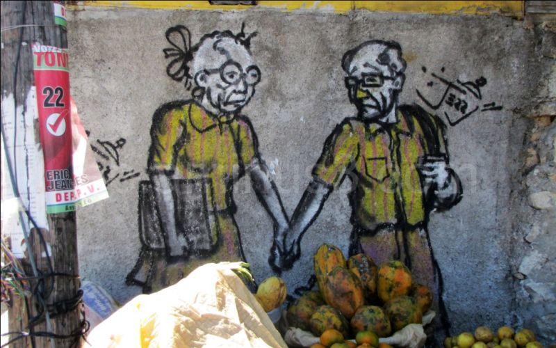 L'école - Haïti