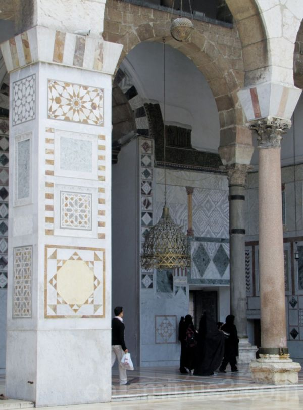 Mosquée des Ommeyyades - Damas