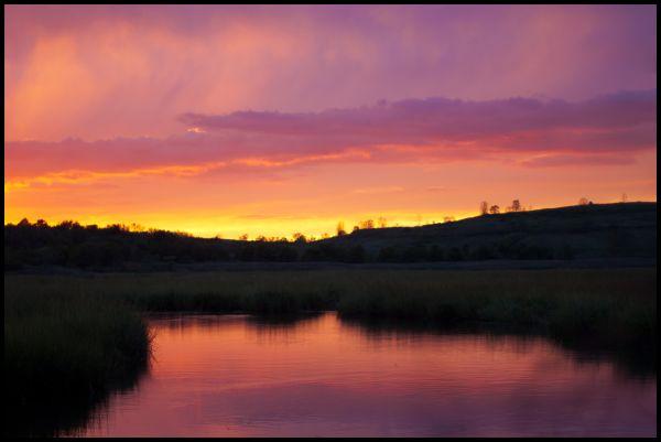 Nature, sunset, Dump, life, lake, wild, sad.