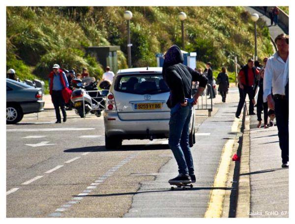Miarritzeko_kalietatik / In_the_streets_of_Biarrit
