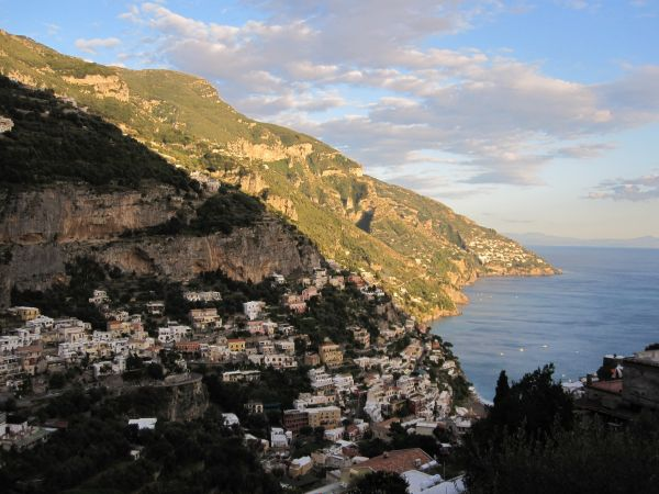 Positano late afternoon