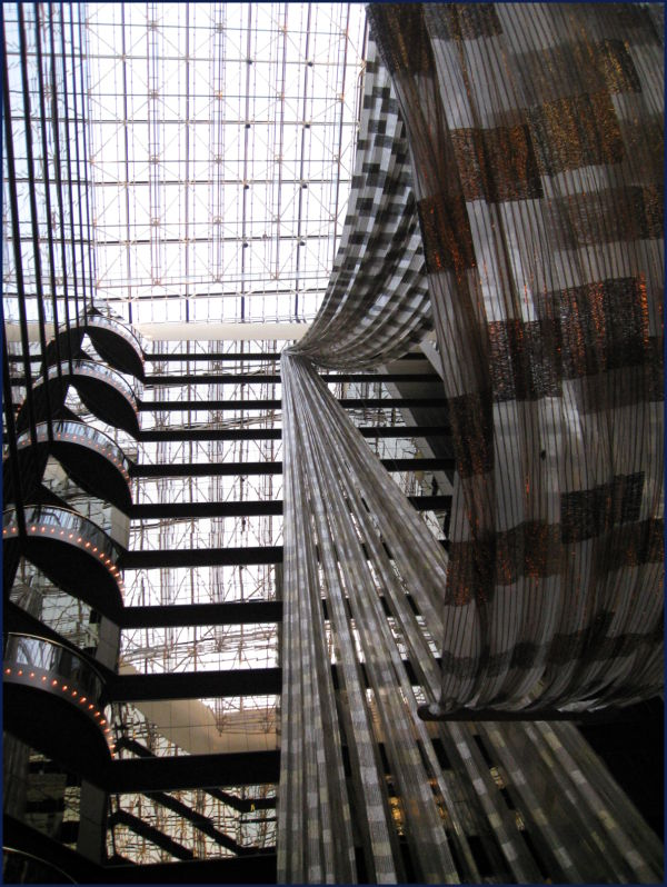 Sofitel Hotel Melbourne internal view