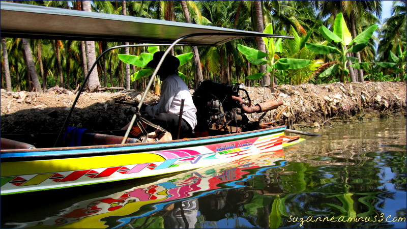 boat Bangkok Thailand