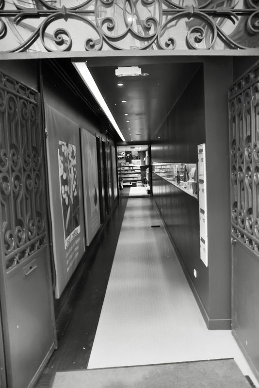 Corridors so endless