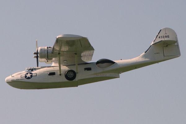 PBV-1A Canso G-PBYA