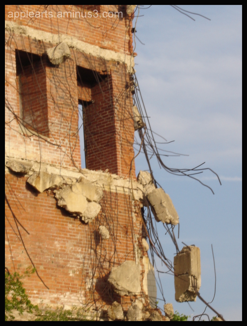 Fallen Brick