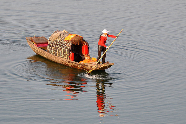 Boat for Liviing