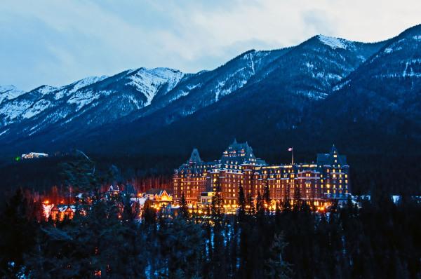 The Banff Spring Hotel