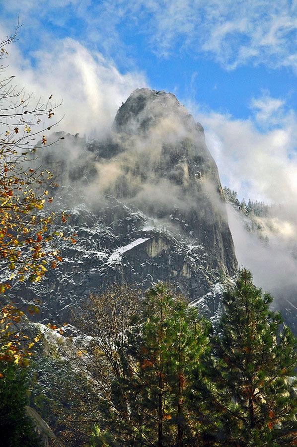 View of Yosemite