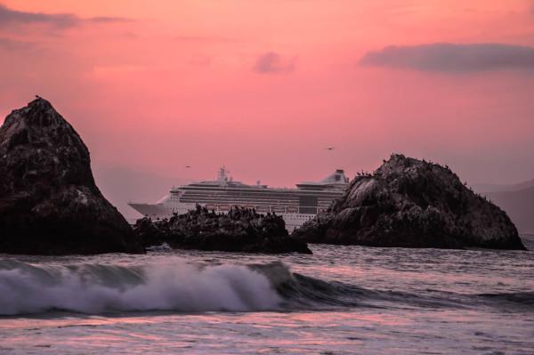 Cruise Across Seals Rock