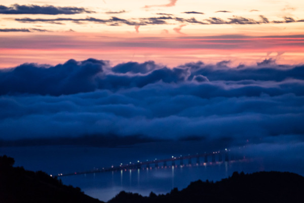 ' Dawn ' MT.Tamalpais