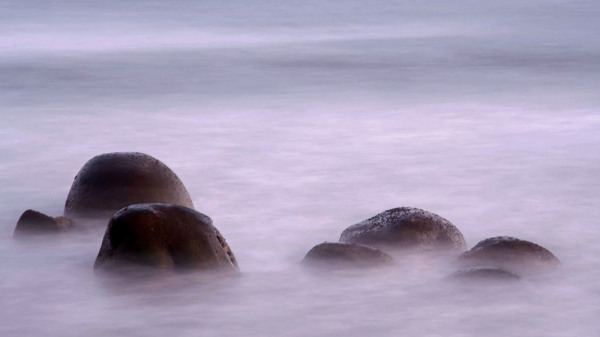 Foaming Rocks