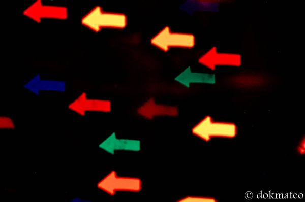 Arrow Bokeh