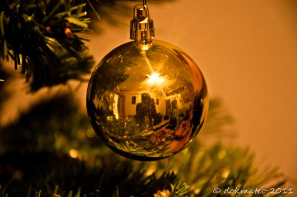 Christmas Ball and Me