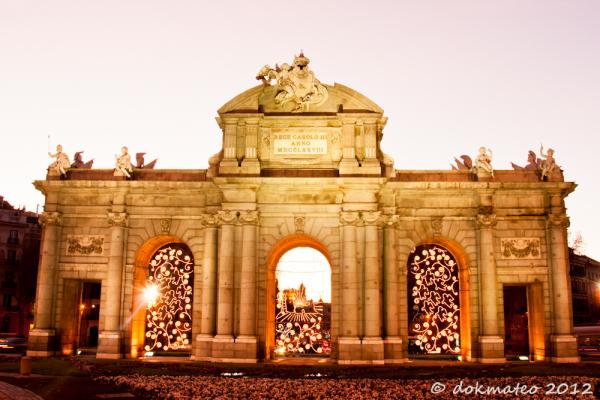 Puerta de Alcala 2