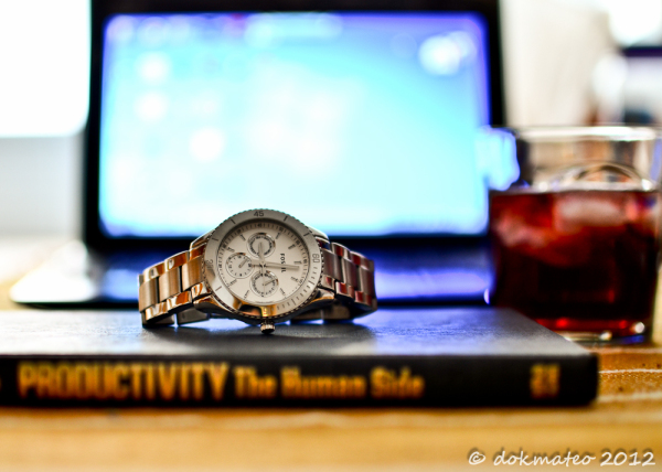 Time = Productivity